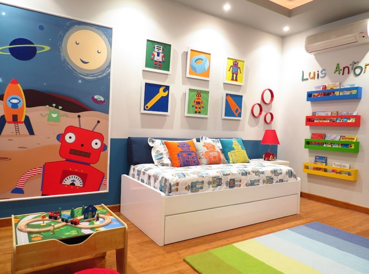 Kids Room Interior Ideas Dubai
